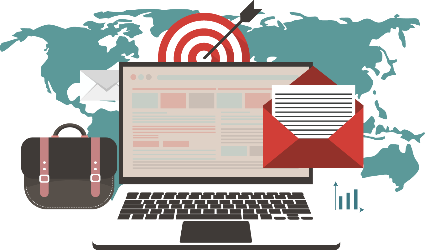 Targeted Email Campaign Fully Managed Service